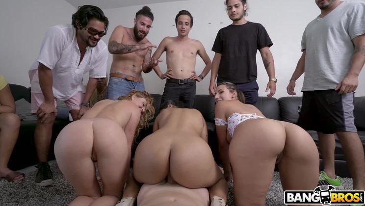Porn Casting Surprise!